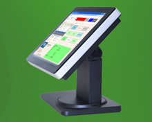 Pos tablet all in one with stand